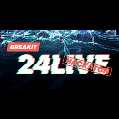 Breakit 24live hackaton